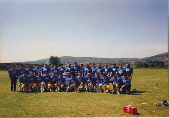 Belfast Spartans Team Photo