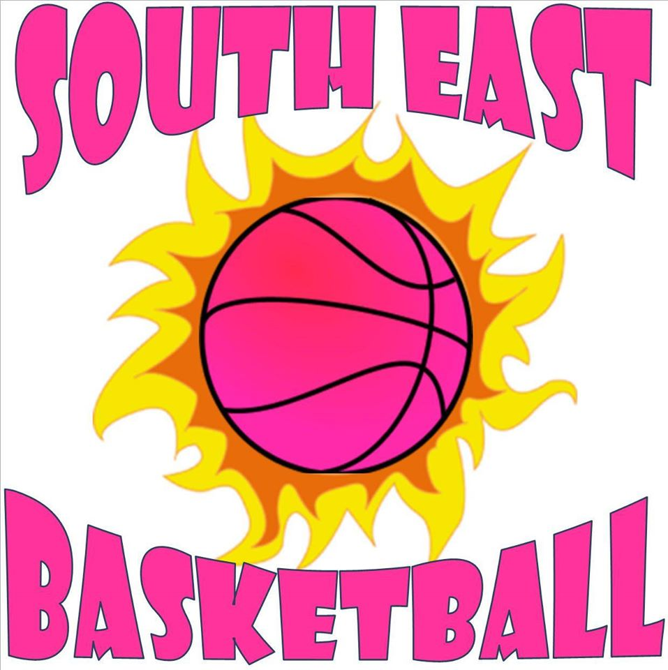 South East Schoolgirls Basketball Logo