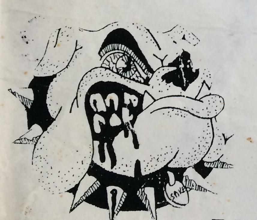 Antrim Bulldogs Logo